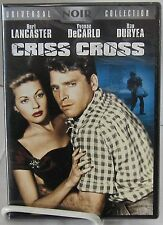 Criss Cross new DVD, 1949 Film Noir, Lancaster, Y. DeCarlo,  Dir. R. Siodmak,