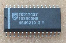1 pc.  TDD1742T  CMOS Frequency Synthesizer  Philips   SOIC28   NOS