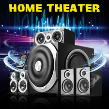 Edifier S760D Home Theater Stereo 5.1 Surround Sound System Speaker Subwoofer