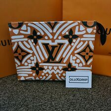 Louis Vuitton LV Crafty Pochette Toilette Sold Out M45477 Crafty Collection