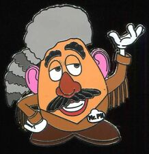 Mr. Potato Head Mystery Frontierland Disney Pin 117402