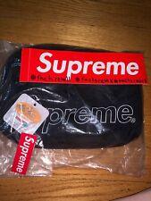 Supreme FW18 Shoulder Bag Black