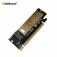 Professional M Key M.2 NVME NGFF SSD to PCIE X16/X4 Adapter for 2230 to 2280