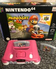 Nintendo 64 *Miniature* console & games - 3d Printed model, N64 See Description