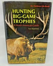 New ListingHunting Big Game Trophies A North American Guide Tom Brakefield 1976 Hardcover