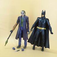 DC COMICS batman THE JOKER robin Bizarro Action Figures