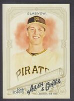 Topps - Allen & Ginter 2018 - Base SP # 345 Tyler Glasnow - Pittsburgh Pirates