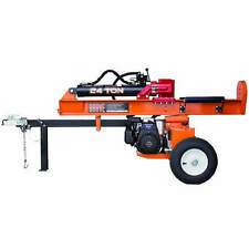Brave 24-Ton 160cc Honda-Powered Horizontal / Vertical Gas Log Splitter