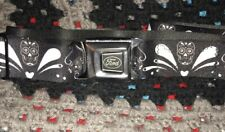 Buckle Down Skull Day Of The Dead Ford Belt adjustable