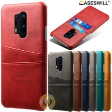 For OnePlus Nord 8 7T 7 Pro 6T 6 5 5T Luxury Leather Card Slot Wallet Case Cover