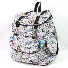 Tokidoki Vintage Portafortuna Large Backpack Extremely Rare Pattern