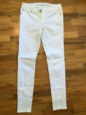 Almost Famous White Skinny Jeans Size 5 Junior Nwot