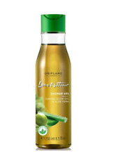 Oriflame Love Nature Shower Gel Caring Olive Oil & Aloe Vera 250ml 8,4oz 354669