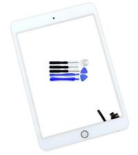 Für iPad Mini 3 Ersatzglas Display Touch Screen Glas IC Chip weiß Homebutton