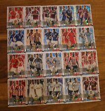 2014/15 MATCH ATTAX  20 DUO  CARDS FULL SET