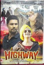HIGHWAY HINDI/BOLLYWOOD MOVIE,DVD,WIDESCREEN EDITION,RANDEEP HOODA
