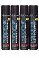 XiKAR Premium Butane Lighter Fuel Refill High Performance Altitude 1.9 oz 4 Pack