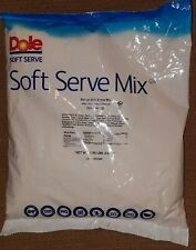 STUPID CHEAP! DOLE MANGO Soft Serve Mix, Case Of 4 x 4.5 lb Bags