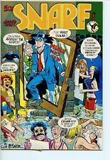 Snarf #3 Kitchen Sink Will Eisner 1972 FINE+