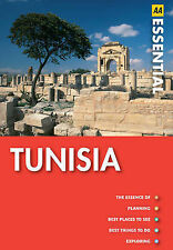TUNISIA AA ESSENTIAL POCKET TRAVEL GUIDE