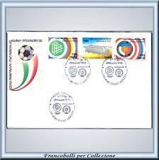 Mondiali Calcio Italia 90 Milano Stadio Meazza 1-7-1990