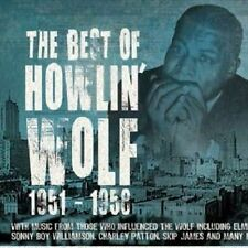Best of Howlin Wolf 1951-1958 [Proper Box UK] by Howlin' Wolf (CD, Aug-2009,...