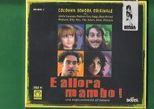 E ALLORA MAMBO OST COLONNA SONORA CD NUOVO SIGILLATO