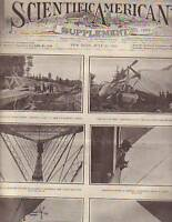 1910 Scientific American Supp July 30-Aviation;Cornwall