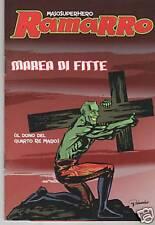RAMARRO - MAREA DI FITTE  mareafumetto 2008