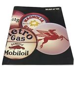 1991 Mobil Gas & Oil Company History Booklet MOBIL AT 125 New Old Stock