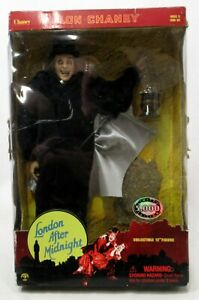 "Sideshow Lon Chaney London After Midnight Burke 12"" Figure Sealed"
