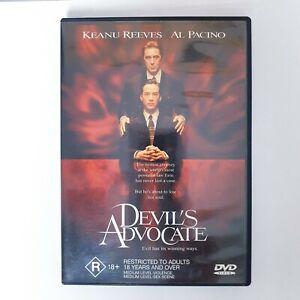 Devils Advocate Movie DVD Region 4 AUS Free Postage - Drama Thriller