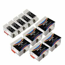 10PK for Kodak #10 Ink Cartridge Combo BK+C 5 Sets ESP 6150 5100 5300 5250 7250