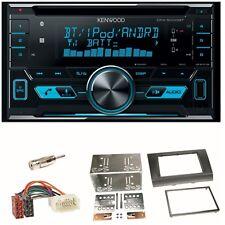 Kenwood DPX-5000BT Bluetooth Autoradio Einbauset für Suzuki Swift Sport EZ MZ