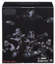 Hasbro Star Wars Black Series Order 66 Clone Trooper 4-Pack NEW