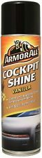 Armorall Armor All Cockpit Dashboard Shine Vanilla Fragrance 1 Can 500ml
