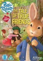 Peter Rabbit - The Tale Of True Friends DVD DVD New