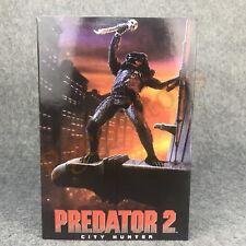 """NECA Predator 2 Ultimate City Hunter 7"""" Scale Action Figure NEW IN BOX"""