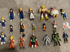Dragon Ball Z Action Figures Lot of 19