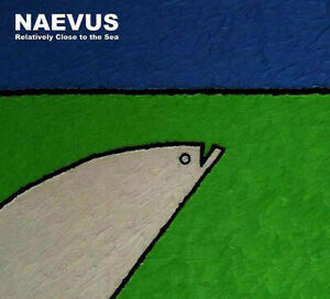 NAEVUS – Relatively Close To The Sea CD Death In June Joy Division Crisis
