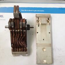 ZENITH 1200A TRANSFER SWITCH Contact and block