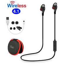 Wireless Sport Stereo Headset Earphone Headphone For iPhone X 8 7 6