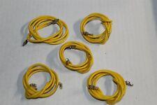 AUDI VW Skoda Seat Porsche 10 x Pasadores de terminales de reparación de la encrespadura de cableado 000979165E