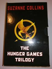 Suzanne Collins The Hunger Games Trilogy Hardcover Box Set 1st Editions