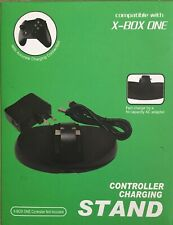X-Box One Controller Charging Stand Dock for Accessories Dual Charger Stand- New