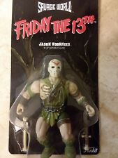 Funko Savage World Friday the 13th Jason Voorhees Action Figure
