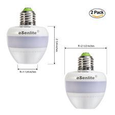 Light Bulb Socket Adapter Screw Radar PIR Motion Sensor Switch Base LED E27