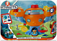 NEW 2012 Disney Junior Fisher-Price Octonauts Octopod Factory Sealed Retired MIB