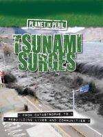 Tsunami Surges by Cath Senker (Hardback, 2014)