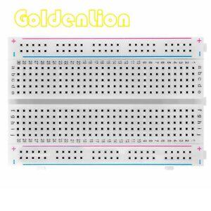 Steckbrett Breadboard 400pin/830pin Arduino Raspberry